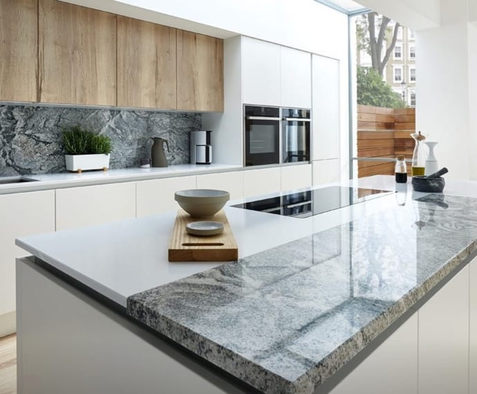 Biography kitchens worktops